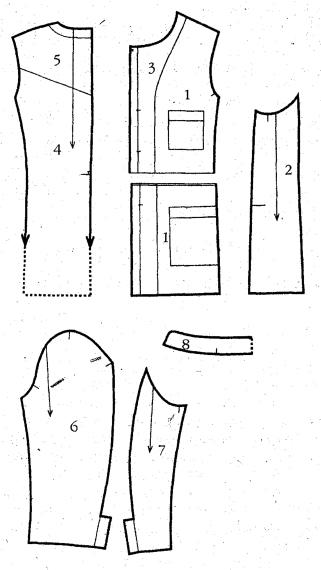 Шьем пиджак своими руками