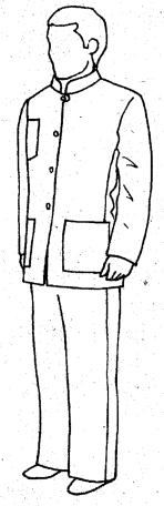 From gallery: выкройка пиджака, выкройка мужских