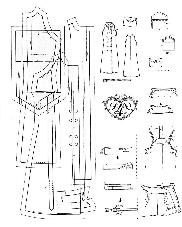 Это фото находится также в разделах: простые выкройки платьев