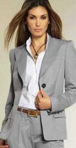 Выкройка женского пиджака. Шьем своими руками женский пиджак