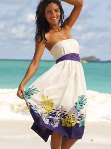 Выкройки модных платьев. Сшить модное платье