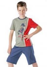 Выкройка шорт для мальчика. Сшить шорты для мальчика