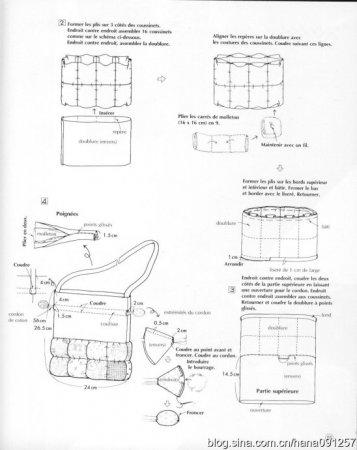 Выкройка сумки мешка довольно проста и не требует колоссальных знаний и.