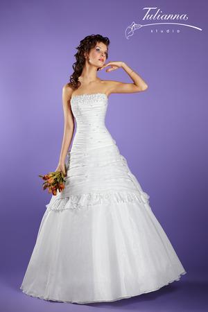 Шьем необычное свадебное платье