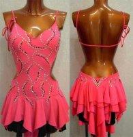 Пошив платья для танцев своими руками