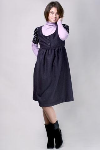 Одежда для женщин: Осенние Платья И Сарафаны Для Беременных