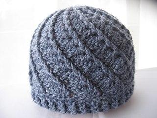 вязание зимней шапки крючком схема своими руками
