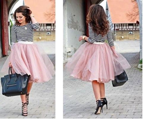 Юбки и блузки 2015